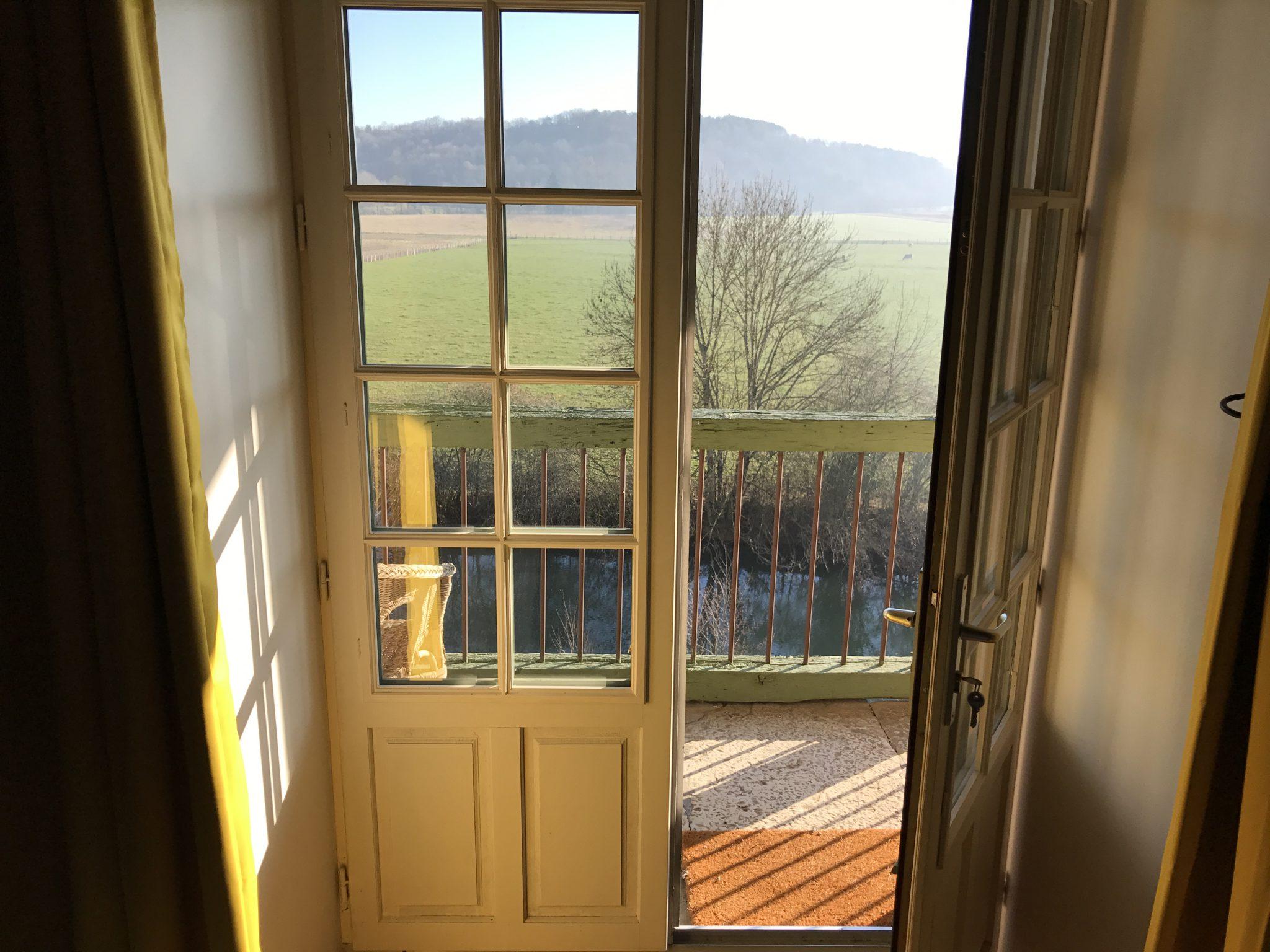 cote serein balcon chambre Dauphine