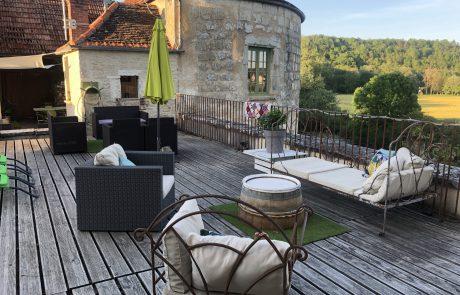 Tour Madame terrasse