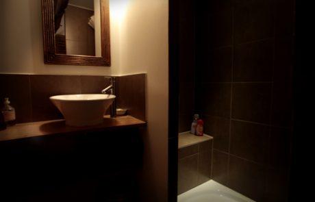 salle d'eau gite petite vadrouille