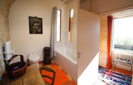 Côté Serein salle de bain