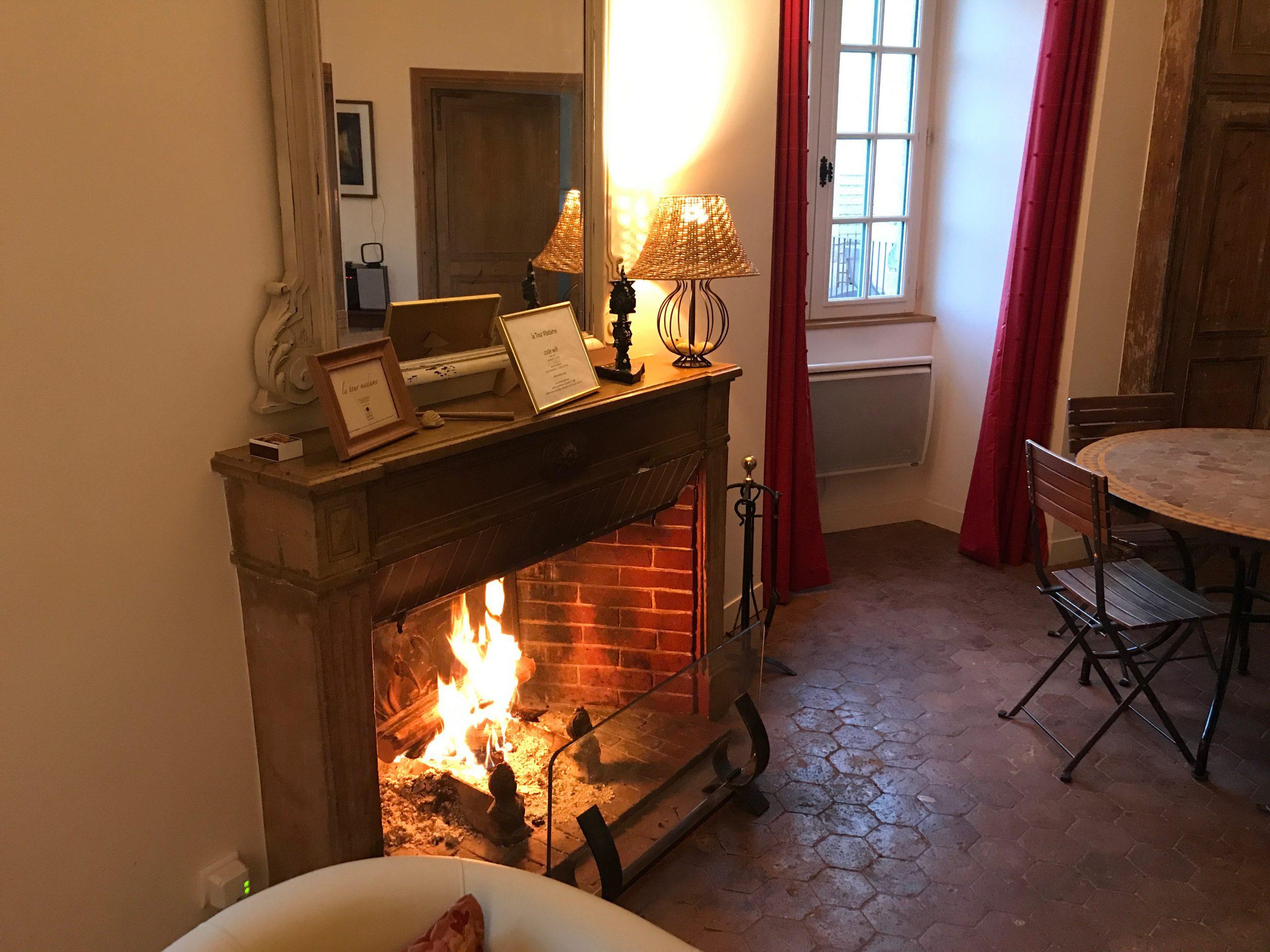 Tour Madame cheminée