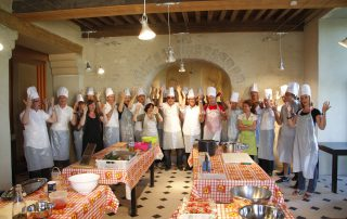 groupe atelier culinaire