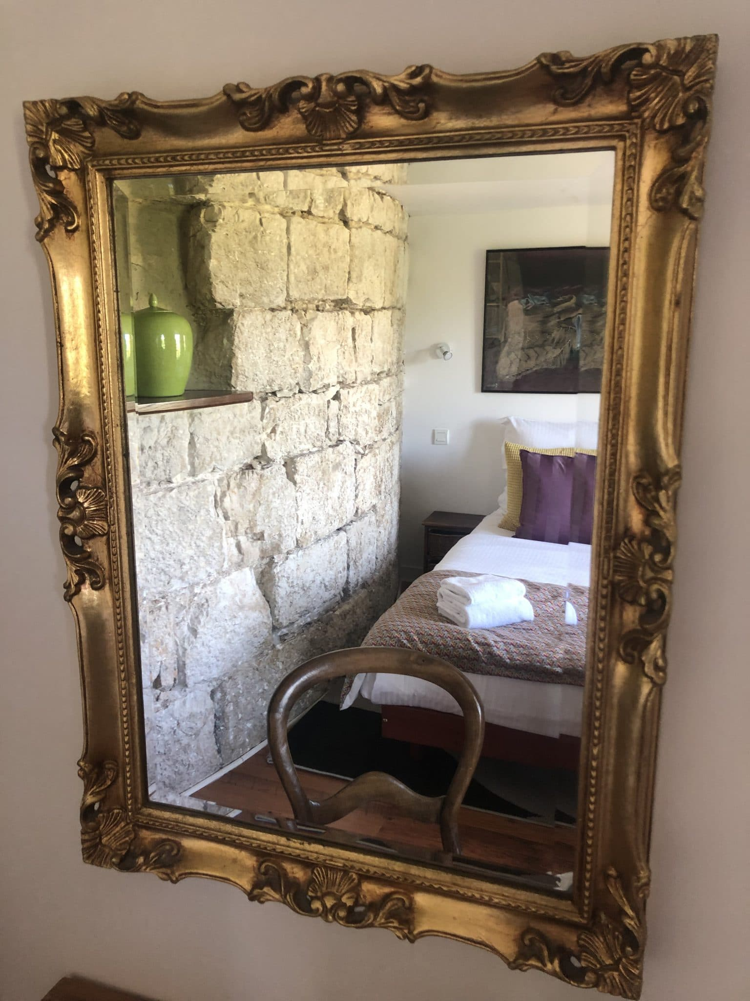 domaine venoise miroir